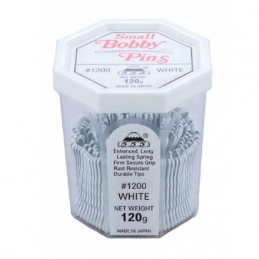555 Bobby Pins 1.5 inch White 120g