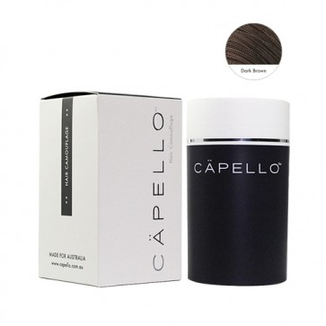 Capello Hair Camouflage Dark Brown