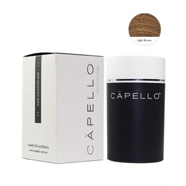 Capello Hair Camouflage Light Brown
