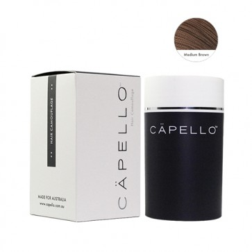Capello Hair Camouflage Medium Brown