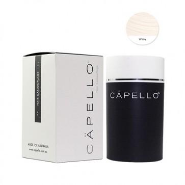 Capello Hair Camouflage White