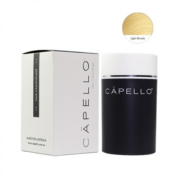 Capello Hair Camouflage Light Blonde
