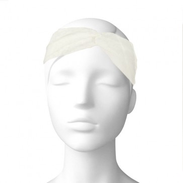 Catwalk Hair Accessories White Lace Head Band