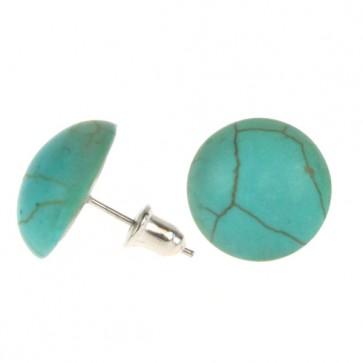 Atida Exclusive Robin Blue Eggshells Earrings