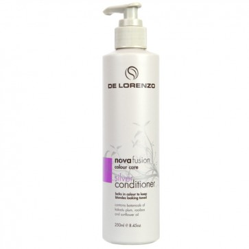 De Lorenzo Colour Care Silver Conditioner 250ml