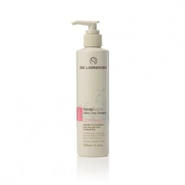 De Lorenzo Nova Fusion Colour Care Shampoo Rose Gold 250ml