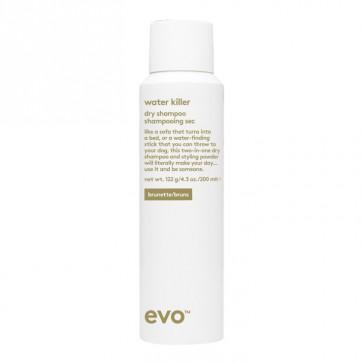 Evo Water Killer Dry Brunette Shampoo 200ml