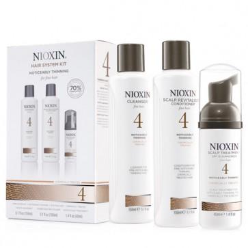 Nioxin Hair System Kit 4