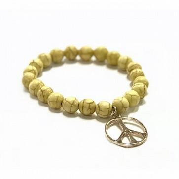 Catwalk Exclusive Peace and Love Bracelet