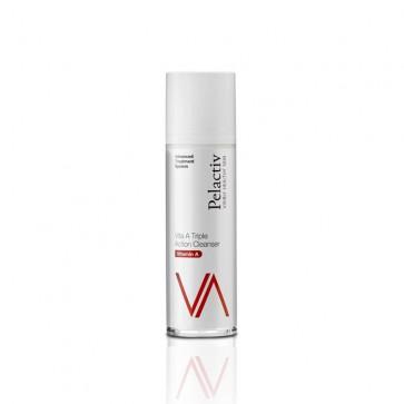 Pelactiv Vita A Triple Action Cleanser 150ml