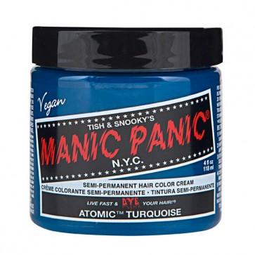 Manic Panic Hair Color Cream Atomic Turquoise 118ml