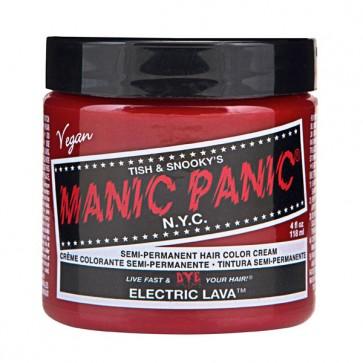 Manic Panic Hair Color Cream Electric Lava 118ml
