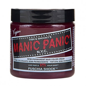 Manic Panic Hair Color Cream Fuschia Shock 118ml