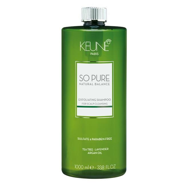 Keune So Pure Exfoliating Shampoo 1 Litre Buy Online At