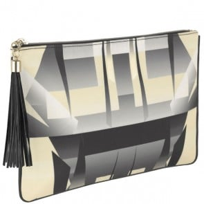 Label.M Limited Edition Clutch Bag Designed by Jean-Pierre Braganza