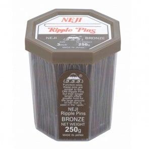 555 Roller Pins 3 inch Bronze 200g