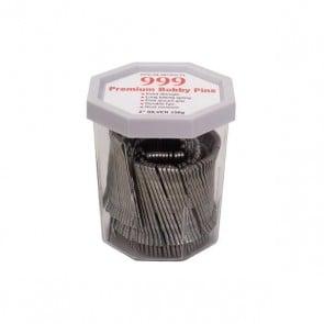 999 Premium Bobby Pins 2inch Silver 250g