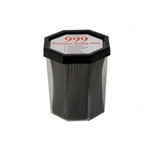 999 Premium Bobby Pins 3inch Black 250g