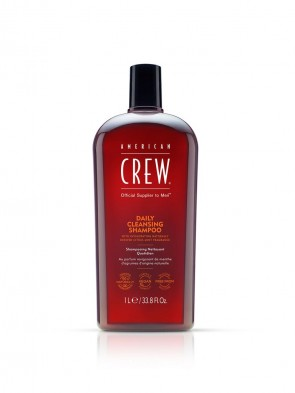 American Crew Daily Cleansing Shampoo 1 litre