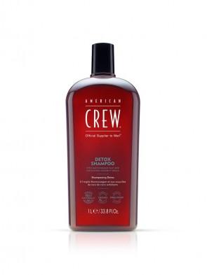 American Crew Detox Shampoo 1 litre