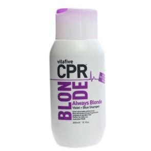 Vitafive CPR Always Blonde Shampoo 300ml