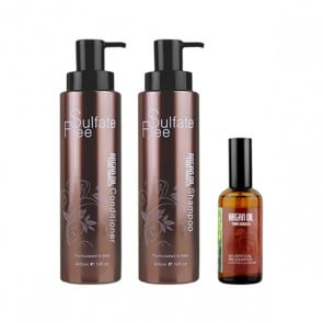 Argan of Morocco Trio Pack