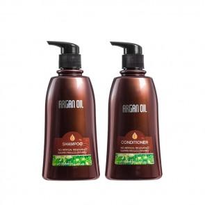 Argan of Morocco Shampoo & Conditioner 350ml Duo