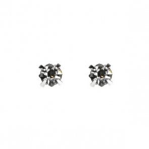 Atida Diamante Claws Studs