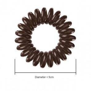 Hair Hoop Brown (5cm)