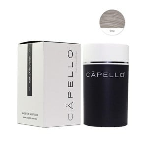 Capello Hair Camouflage Grey