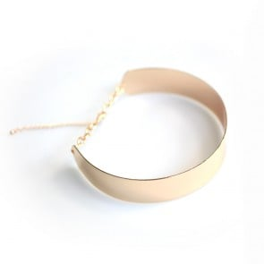 Atida Rose Gold Choker