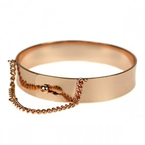 Atida Rose Gold Fashionista Bangle