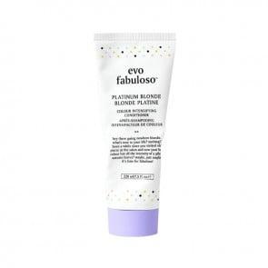 Evo Fabuloso Platinum Blonde Colour Intensifying Conditioner 220ml