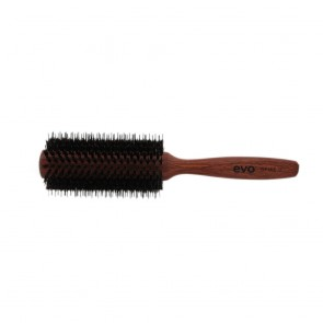 Evo Spike Nylon Pin Bristle Radial Brush 28mm