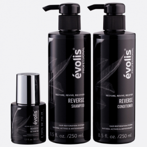 Evolis Reverse 3 Step Pack
