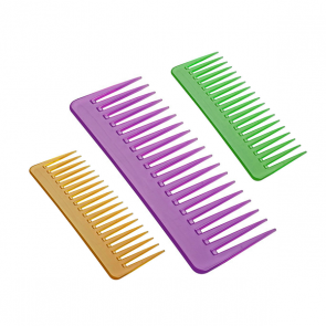 Fusion+ Detangling Comb (Assorted colour)