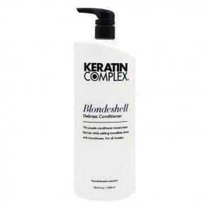 Keratin Complex Blondeshell Debrass & Brighten Conditioner 1 Litre
