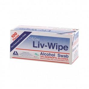 Liv-Wipe swab