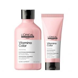 L'Oreal Vitamino Colour Shampoo & Conditioner Duo
