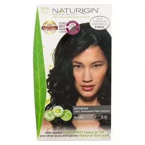 Naturigin Organic Hair Colour 2.0 Black