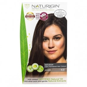 Naturigin Organic Hair Colour 4.0 Brown