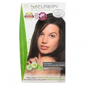 Naturigin Organic Hair Colour 2.3 Ebony