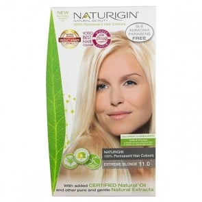 Naturigin Organic Hair Colour 11 Extreme Blonde