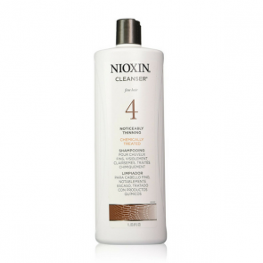 Nioxin System 4 Cleanser 1 Litre