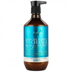 Nth Degree Ultra-Smooth Argan Oil and Keratin Shampoo 400ml