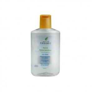 Active Organic Quick Hand Sanitiser 250ml
