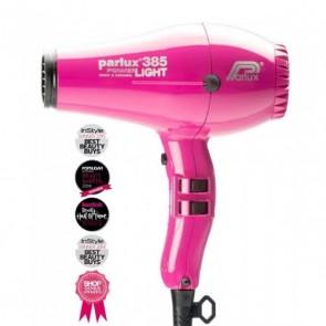 Parlux 385 Power Light Ionic Ceramic Dryer 2150W - Fuchsia