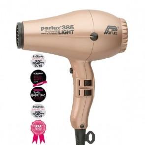 Parlux 385 Power Light Ionic Ceramic Dryer 2150W - Light Gold