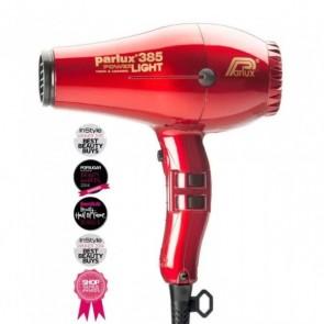 Parlux 385 Power Light Ionic Ceramic Dryer 2150W - Red
