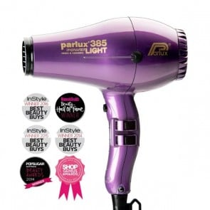 Parlux 385 Power Light Ionic Ceramic Dryer 2150W - Violet